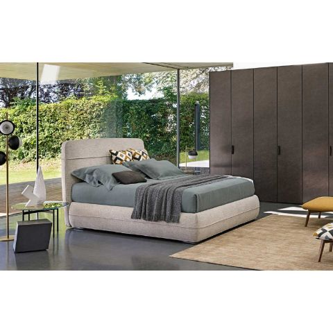 Mandarine Bed 160cm with Storage