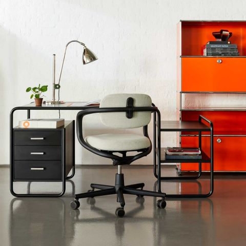 S285 Desk Drawers and shelves from Thonet - Aram Store