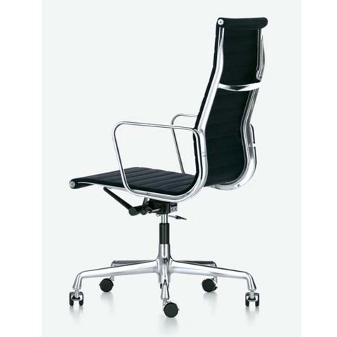 Aluminium Group EA 119 Chair by Charles and Ray Eames from Vitra - Aram Store