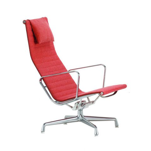 Aluminium Group EA 124 Chair by Charles and Ray Eames from Vitra - Aram Store