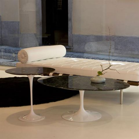 Barcelona Day Bed by Ludwig Mies van der Rohe for Knoll International - Aram Store