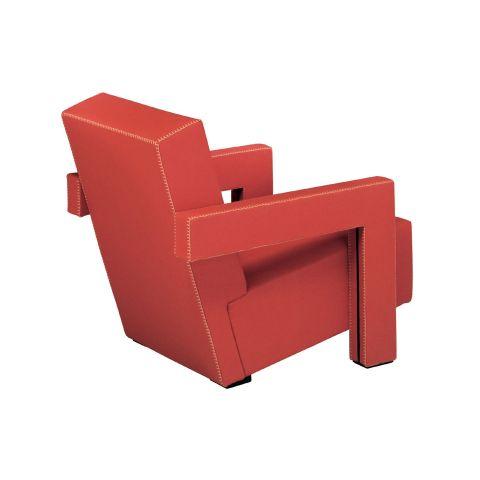 Utrecht armchair - Gerrit Rietveld - Cassina - ARAM STORE