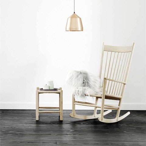 J16 Rocking Chair by Hans Wegner for Fredericia Furniture - Aram Store