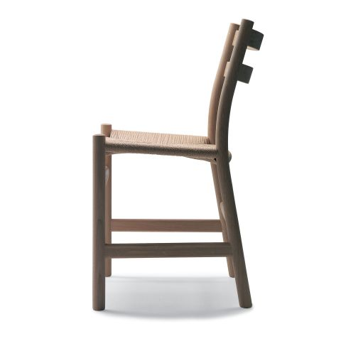 CH47 Side Chair by Hans Wegner from Carl Hansen & Son - Aram Store