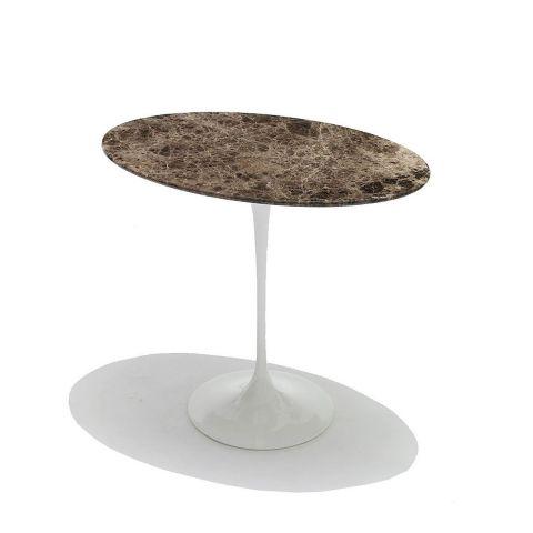 Saarinen Side Oval Table 57cm by Knoll International - ARAM Store
