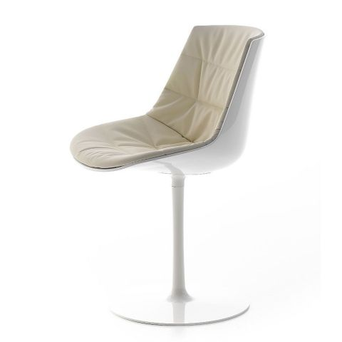 Flow Chair Pedestal Base by Jean Marie Massaud for MDF Italia - Aram Store