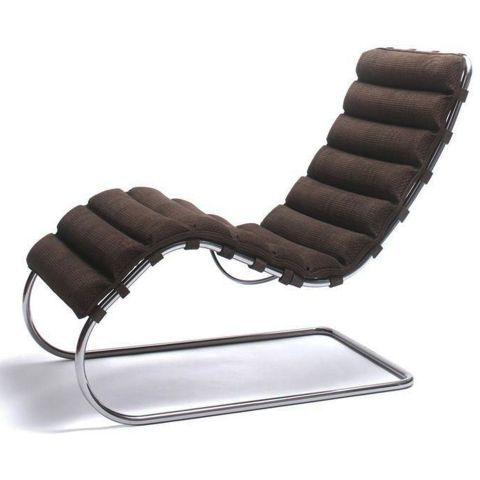 MR Chaise Longue by Ludwig Mies van der Rohe for Knoll International - Aram Store