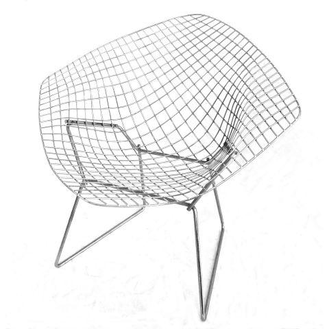 Bertoia Diamond Chair by Harry Bertoia for Knoll International - ARAM Store