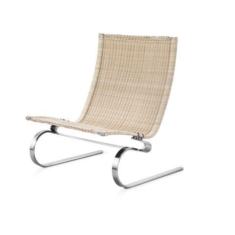 PK20 Chair by Poul Kjaerholm for Fritz Hansen - Aram Store