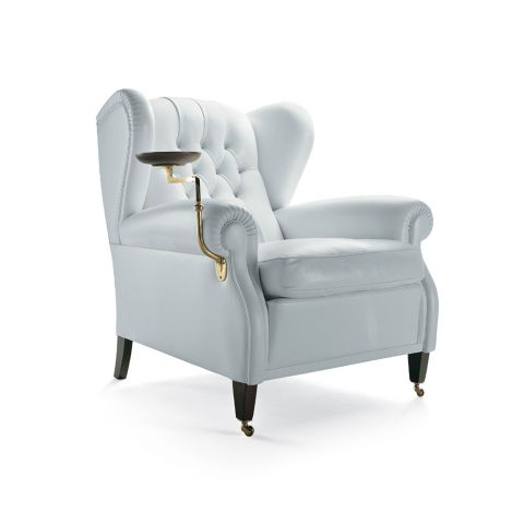 1919 Wingchair with Plate from Poltrona Frau - Aram Store
