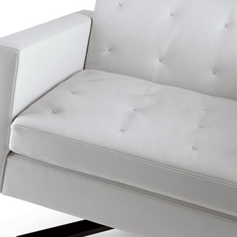 Kennedee Swivel Armchair by Jean Marie Massaud for Poltrona - Aram Store