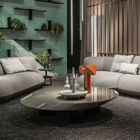 Accordo Low Table by Charlotte Perriand for Cassina - ARAM Store