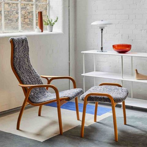 Lamino High Back Chair from Swedese - Aram Store