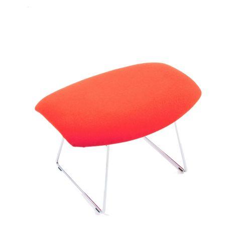 Bertoia Footstool by Harry Bertoia from Knoll International - Aram Store