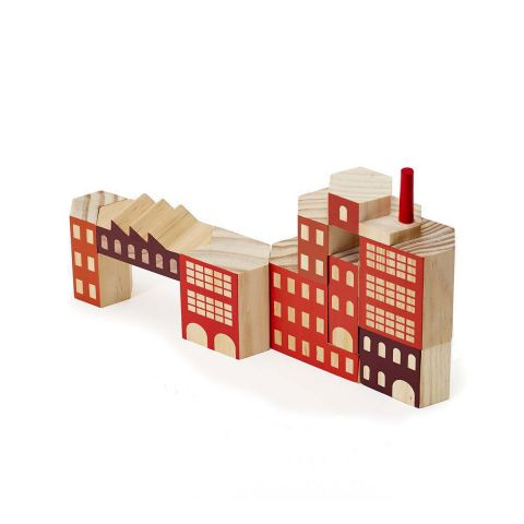 Blockitecture Factory Small