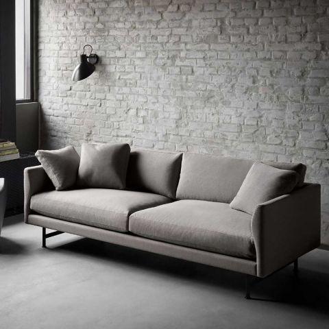 Calmo 2 seat sofa from Fredericia Furniture - ARAM Store
