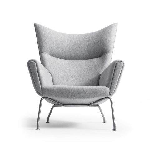 CH445 Wing Chair by Hans Wegner for Carl Hansen & Son - Aram Store
