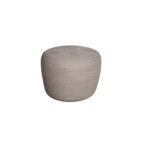 Circle Footstool by Cane-line Design Team for Caneline - Outdoor - Aram Store
