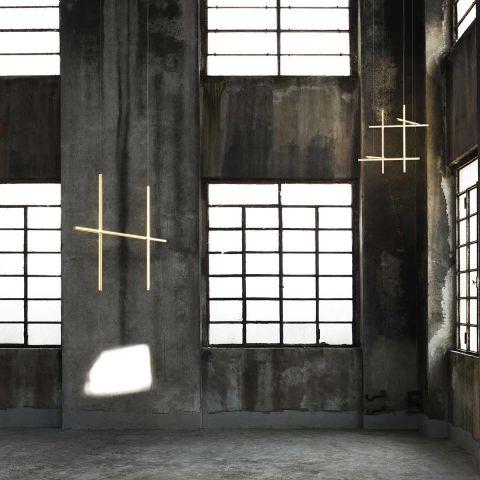 Coordinates S2 Suspension Lamp by Michael Anastassiades for Flos - ARAM Store