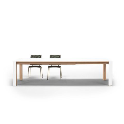 Corian Extending Table 1.8m