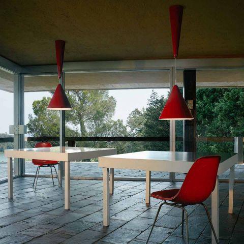 Diabolo Pendant Lamp by Achille Castiglioni for Flos - ARAM Store