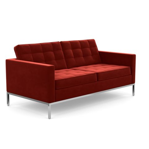 Florence Knoll 2 Seat Sofa by Florence Knoll for Knoll International - ARAM Store