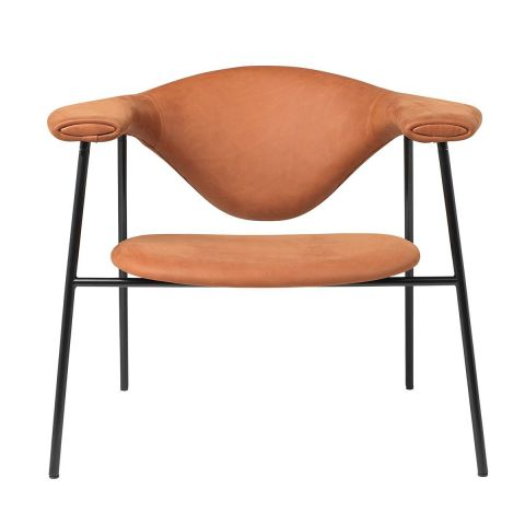 Masculo lounge chair - Gam Fratesi - Gubi