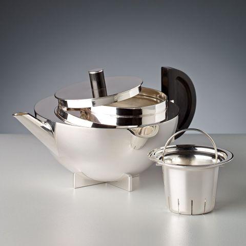 Marianne Brandt Bauhaus Tea infuser - Tecnolumen