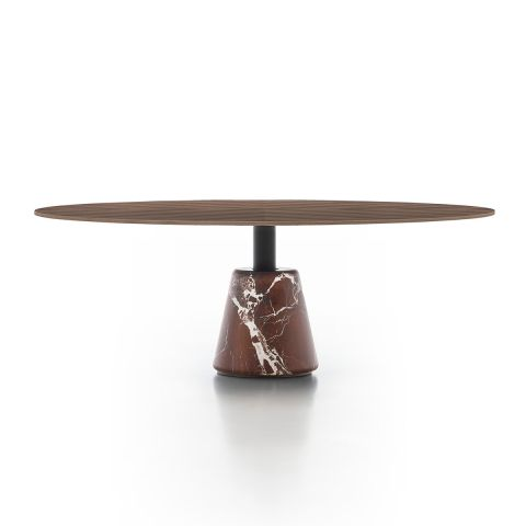 Menhir Low Table A by Acerbis and Stoppino for Acerbis - Aram Store