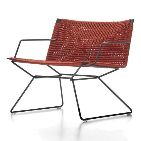 Neil Twist Chair - Jean Marie Massaud - MDF Italia
