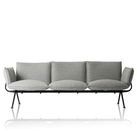 Officina 3 Seat Sofa by Ronan & Erwan Bouroullec for Magis - ARAM Store