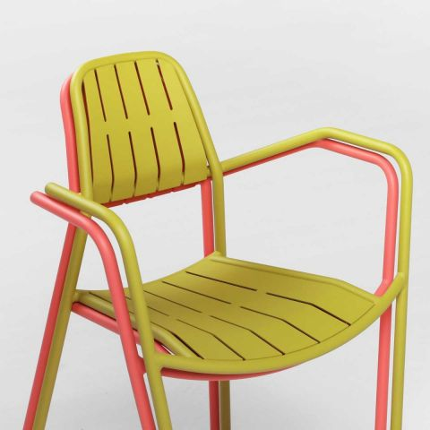 Osmo Alu outdoor Chair by NumenForUse for Prostoria