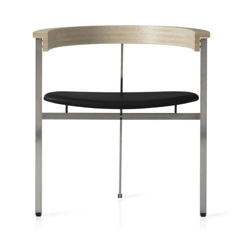 PK11 Chair by Poul Kjjaerholm for Fritz Hansen - Aram Store