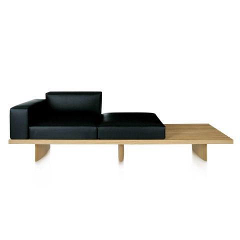 Refolo Sofa Bench by Charlotte Perriand for Cassina - ARAM Store