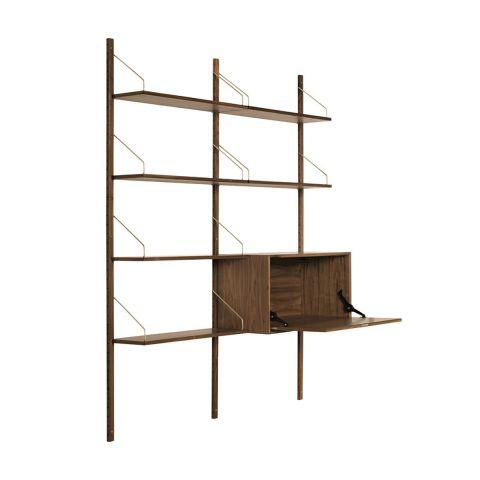 Royal System Configuration 2 - Poul Cadovius - dk3 - ARAM Store