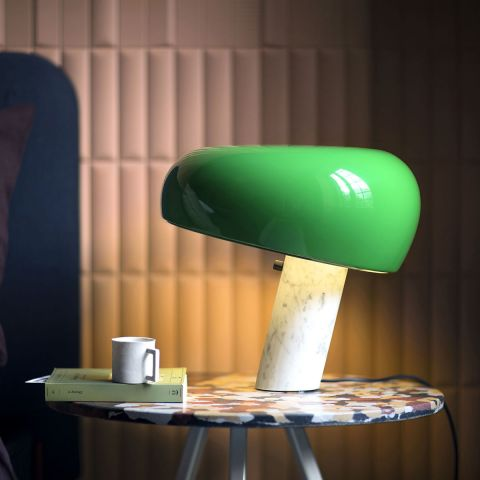 Snoopy Lamp - Achille Castiglioni - Flos - ARAM STORE