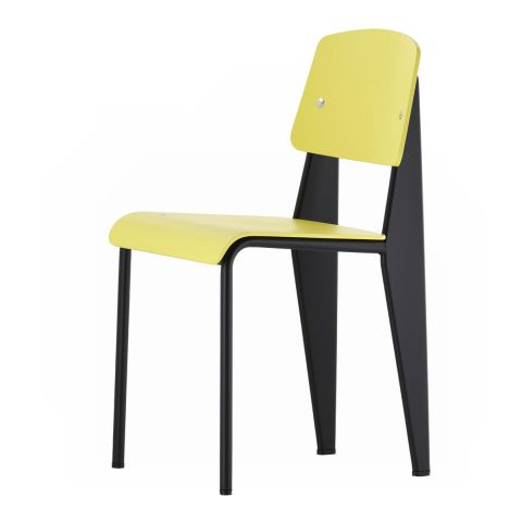 Standard SP Chair by Jean Prouvé for Vitra - ARAM Store