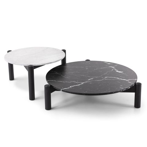 Table à Plateau Interchangeable 102cm by Charlotte Perriand for Cassina - ARAM Store