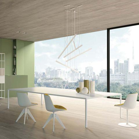 Tense Table 220cm by Piergiorgio and Michele Cazzaniga for MDF Italia - ARAM Store