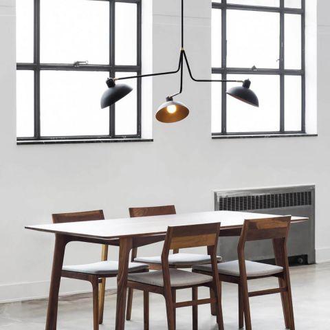 Waldorf Triple Suspension Lamp - Lambert & Fils - ARAM STORE