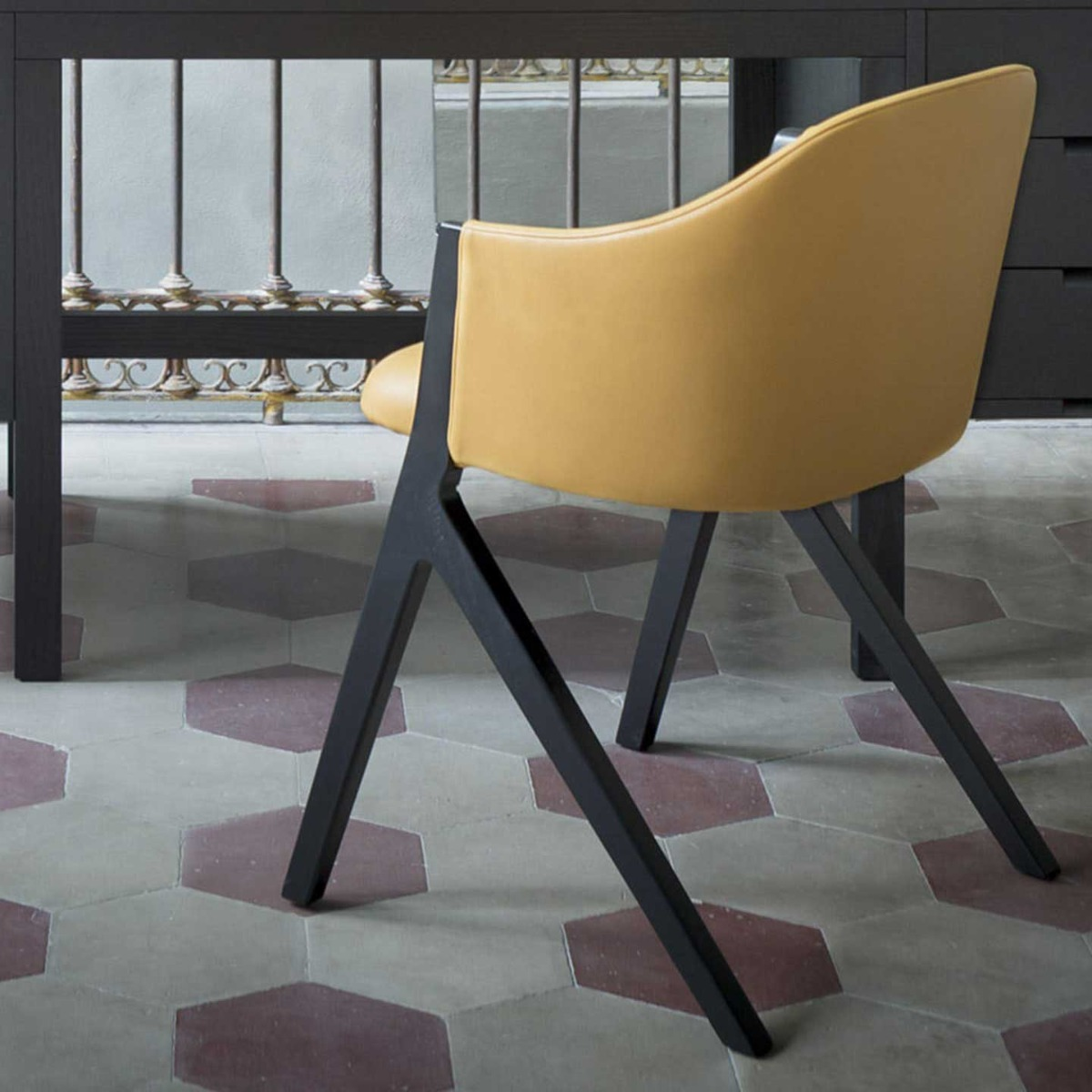 M10 Chair by Patrick Nourguet for Cassina
