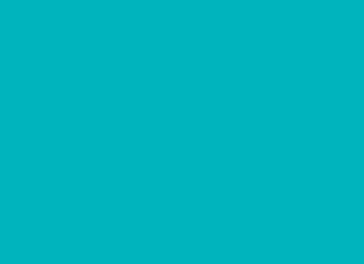 Beech Frame Lacquered Azure Blue