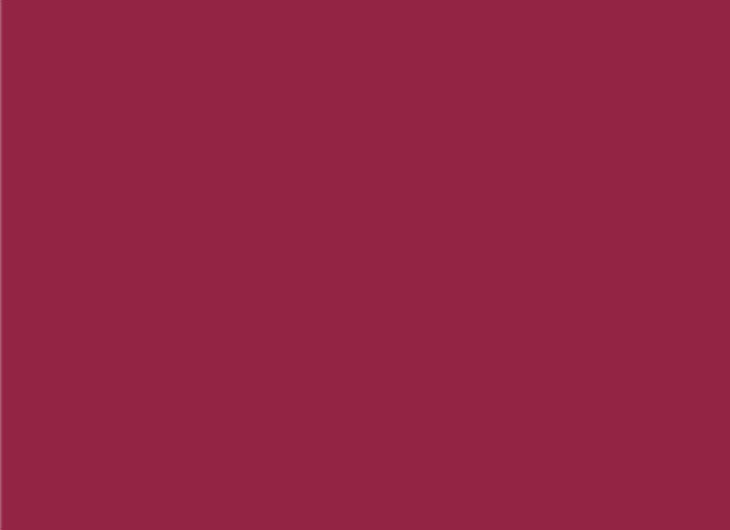 Beech Frame Lacquered Berry Red