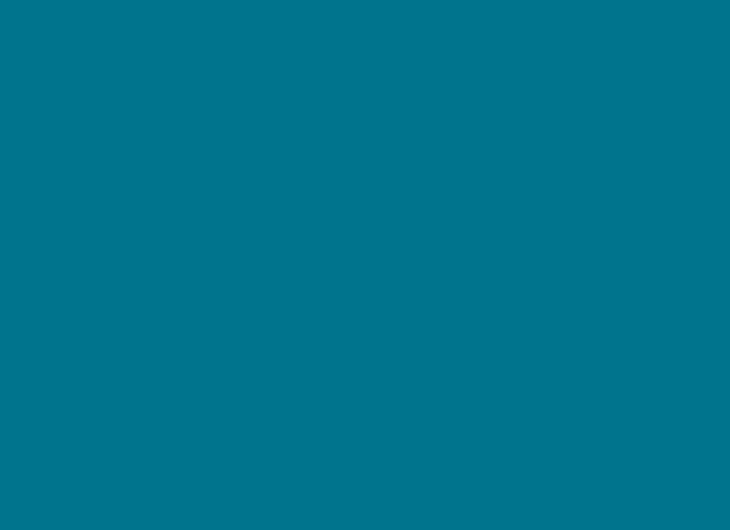 Beech Lacquered Turquoise 4040-B10G