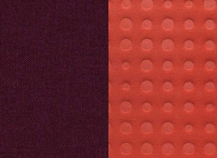 Berry Red Quilt Red Brown Highfield Shell
