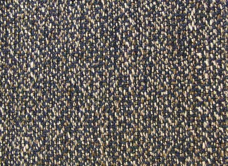 Blue Mix 050 Crepe Fabric