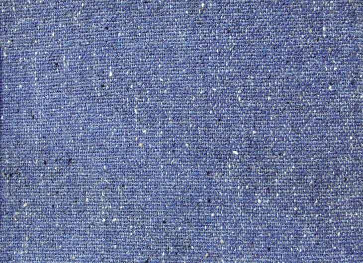 Blue Mix 061 Faroz Fabric