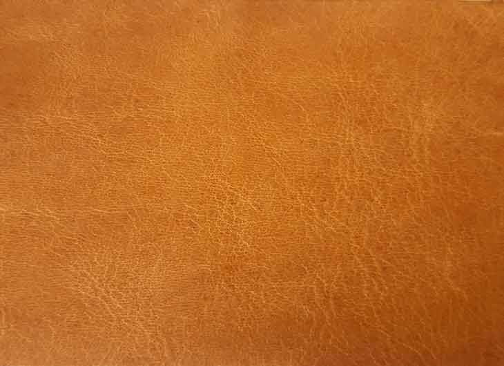 Cognac Dune Leather Seat