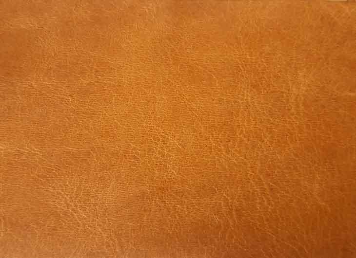 Cognac Dune Leather Seat