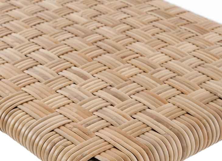 Natural Rattan Seat